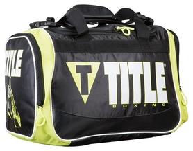 Сумка спортивная Title Ignite Personal Gear Bag FP-TBAG17, салатовая (2962760004637)