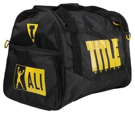 Сумка спортивная Title Ali Personal Sport Bag FP-ALIBAG1, черная (2976890024076)