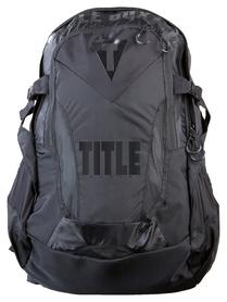 Рюкзак спортивный Title Black Besieged Equipment Backpack FP-BKBAG1, черный (2976890013025)