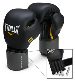 Перчатки c утяжелем Everlast C3 Pro Weighted Heavy Bag Gloves (FP-121101)