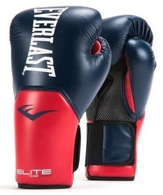 Перчатки боксерские Everlast Elite Prostyle Training Gloves (FP-P00001203)