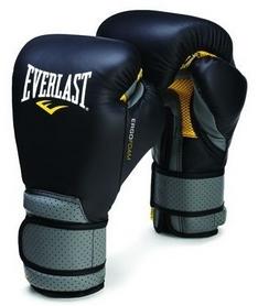 Перчатки боксерские Everlast Ergofoam Gloves (FP-P00000138)