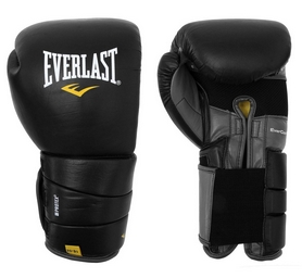 Перчатки боксерские Everlast Leather Pro 3 Boxing Gloves (FP-E-PB9)