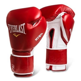 Перчатки боксерские Everlast Mx Hook & Loop Training Gloves (FP-2200001)