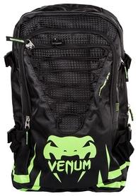 Рюкзак городской Venum Challenger Pro Backpack FP-2122-116, черно-зеленый (2976890031814)
