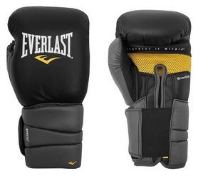 Перчатки боксерские Everlast Pro3 Gel Gloves (FP-EP3GG)