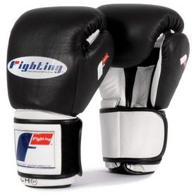 Перчатки снарядные Fighting Sports Tri-Tech Bag Gloves - черно-белые (FP-FSBGTT)