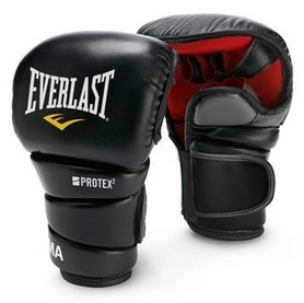 Перчатки для MMA Everlast Protex 2 Universal Training Gloves (FP-7774BS)