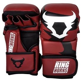 Перчатки для MMA Venum Ringhorns Charger Sparring Gloves, красные (FP-00027-003)
