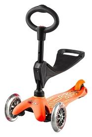Самокат трехколесный Scooter Micro Mini, оранжевый (1864954942)