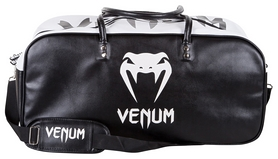 Сумка спортивная Venum Origins Bag-Xtra Large, черно-белая (FP-SA-S5)