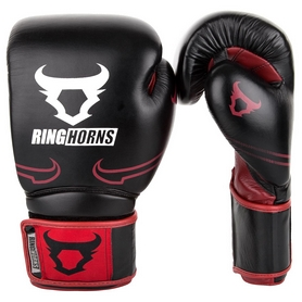 Перчатки боксерские Venum Ringhorns Destroyer Boxing Gloves Leather (FP-00003-100)