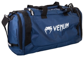 Сумка спортивная Venum Trainer Lite Sport Bag, синяя (FP-2123)
