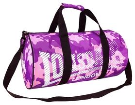 Сумка спортивная женская Lonsdale Barrel Bag FP-SA-S2, розовая (2976890018082)