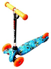 Самокат трехколесный Scooter Mini Best Nemo, оранжевый (647093098)