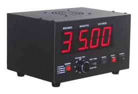 Таймер цифровой Fight Power Classic Interval Timer FP-FPCPIT, черный (2976890034235)