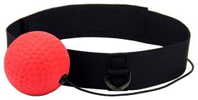 Тренажер для тренировки реакции Fight Ball Boxing Reflex Fight Ball FP-BRB, красный (2976890034242)