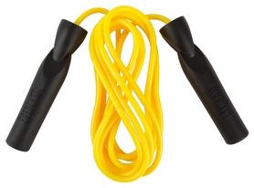 Скакалка Everlast Basic Jump Rope 9'6 FP-JMP1U, черно-желтая (2976890029002)