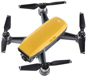 Квадрокоптер DJI Spark FMC Sunrise Yellow, желтый (CP.PT.000890)