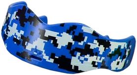 Капа Soldier Sports 7312 Mouthguards FP-SSMG, синий камо (2976890023734)