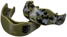Капа Soldier Sports 7312 Mouthguards FP-SSMG, зеленая (2976890018747)