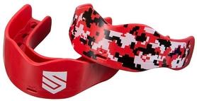 Капа Soldier Sports 7312 Mouthguards FP-SSMG, красная (2976890018754)