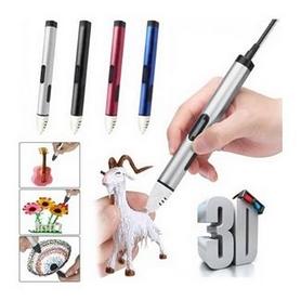 3D-ручка премиум класса Penobon P61 Silver (187392792)