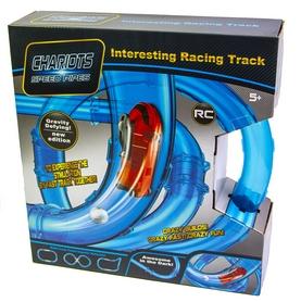 Набор игровой Chariots Speed Pipes Автотрек в трубе 20 деталей (977292907)