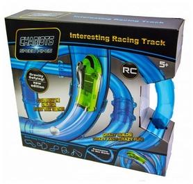 Набор игровой Chariots Speed Pipes Автотрек в трубе 28 деталей (1531380290)