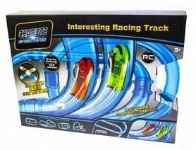 Набор игровой Chariots Speed Pipes Автотрек в трубе 55 деталей (1275406795)