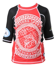 Рашгард Berserk for Pankration Approved WPC Kids (RS8239R)