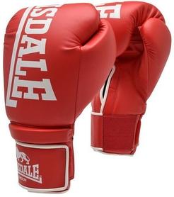 Перчатки боксерские Lonsdale Challenger Boxing Gloves, красный (FP-E-PB13)
