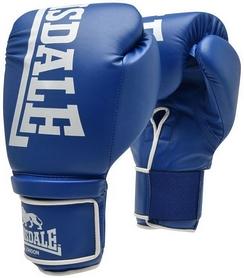 Перчатки боксерские тренировочные Lonsdale Challenger Boxing Gloves – синие, 14 унций (FP-E-PB13-BL)