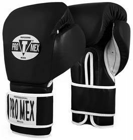 Перчатки тренировочные Pro Mex Professional Training Gloves V2.0, черно-белые (FP-PMTGE2)