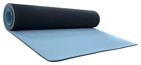 Коврик для йоги (йога-мат) Finnlo Alaya Yoga Mat, синий (3924)