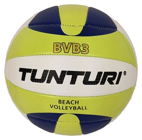 Мяч для пляжного волейбола Tunturi Beach Volleyball BVB3 №5, зеленый (14TUSTE106)