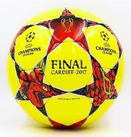 Mяч футбольный Champions League №5 (FB-6456)