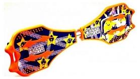 Скейтборд двухколесный (рипстик) Leikesi X-trike (706909279)