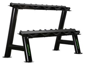 Стойка гантельная для 5 пар профессиональных гантелей Tunturi Pro Dumbbell Rack Stand (14TUSCF053-054)