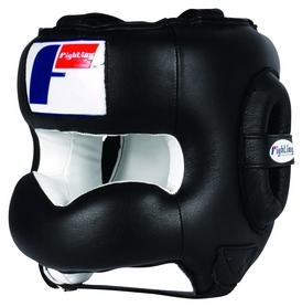 Шлем тренировочный Fighting Sports No Contact Headgear, черный (2976890023789)