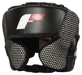 Шлем тренировочный Fighting Fit Aero Mesh Headgear, черный (FP-FSFMHG)