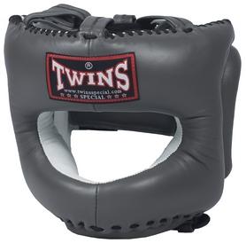 Шлем тренировочный Twins Special HGL-9, серый (FP-HGL-9)