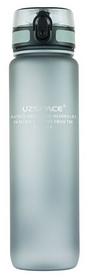Бутылка для воды спортивная Uzspace 3038GR - серая, 1000 мл