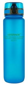 Бутылка для воды спортивная Uzspace 3038BL - синяя, 1000 мл