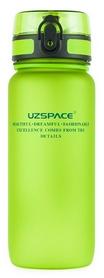 Бутылка для воды спортивная Uzspace 3026GN - зеленая, 500 мл