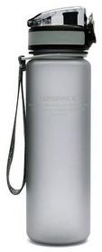 Бутылка для воды спортивная Uzspace 3026GR - серая, 500 мл