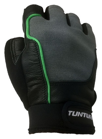 Перчатки для фитнеса Tunturi Fitness Gloves Fit Gel, черные (14TUSFU29)