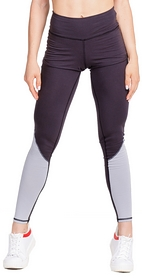 Лосины спортивные женские Berserk Native Comfort, серые (11579)