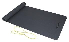 Коврик для йоги (йога-мат) Tunturi TPE Yoga Mat - серый, 3 мм (14TUSYO031)
