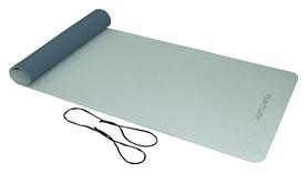 Коврик для йоги (йога-мат) Tunturi TPE Yoga Mat - голубой, 4 мм (14TUSYO033)